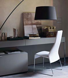 Storage Unit: ATHOS - Collection: B&B Italia - Design: Paolo Piva