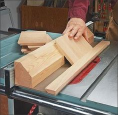 Great jig for for making mitre joints.