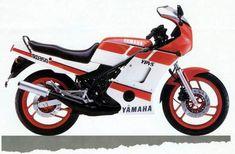 Yamaha RD350F