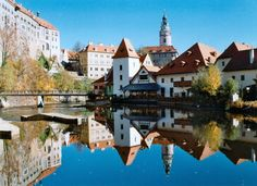 Finally, a hidden gem in central Europe – Cesky Krumlov, Czech Republic. It's just a short 2 hour bus ride into southern Bohemia from Prague, and would have...