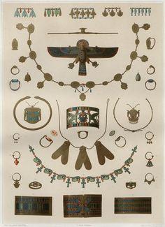 Émile Prisse d'Avesnes – Historia del arte egipcio