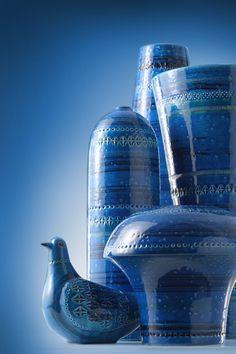 Rimini Blu New by Bitossi Ceramiche