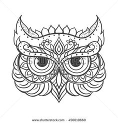 Image result for bohemian animal drawings