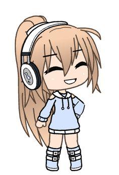 `Hi, im Alexa and i like to listen to music, make art, read love stories, and i REALLY like hot boys Anime Wolf Girl, Manga Anime Girl, Anime Life, Drawing Anime Clothes, Anime Girl Drawings, Kawaii Drawings, Girls Characters, Anime Characters, Tomboy Girl