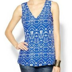 Sabine Tribal Print top Comfy and soft casual top☺️ only used 2-3 times. Excellent condition. Sabine Tops