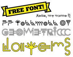 Find FF Yokkmokk on #FontShop and download it for free!