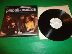 The New Seekers Pinball Wizard 1973 Music Record vintage find me at www.dandeepop.com