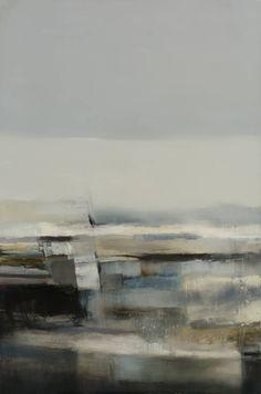 """Saatchi Art Artist xanthippe tsalimi; Painting, """"sky field - sold"""" #art"""