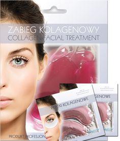 SUPER OFFER SET  Regenerating collagen face mask + 2 pcs eye collagen patch - only 19,90 PLN