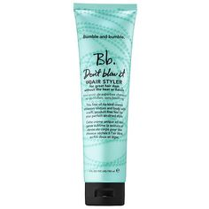 Don't Blow It - Bumble and bumble | Sephora. Great for air drying hair. No heat necessary