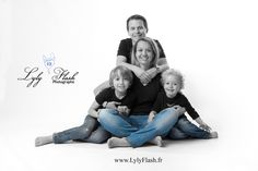 Portrait de famille par LylyFlash  photographe