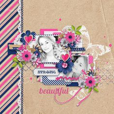Layout using {Everybody's Got Somebody} Digital Scrapbook Templates by Two Tiny TUrtles available at Scrap Stacks http://scrapstacks.com/shop/Everybody-s-Got-Somebody.html #twotinyturtles