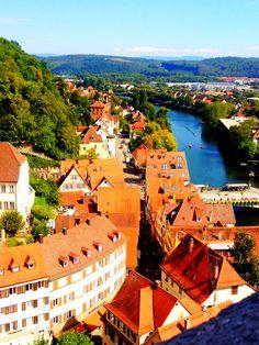 Tübingen, Germany!!