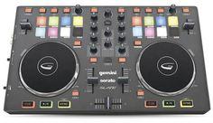 Gemini Slate Serato DJ Intro Controller