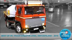 Rc Trucks, Rc Model, Radio Control, Video Editing, Switzerland, Channel, Youtube, Awesome, Commercial Vehicle