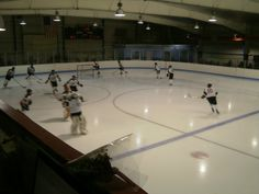 Hommocks Park Ice Rink Mamaroneck Ice Hockey Rolls Scarsdale 9-3 - Larchmont-Mamaroneck, NY Patch