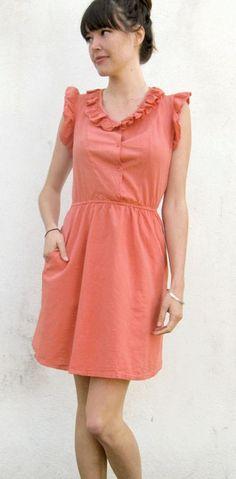 ladylike Camille Dress $75
