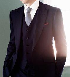 the three piece suit