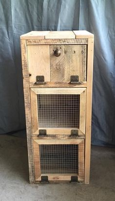 Pallet Cabinet                                                                                                                                                                                 More