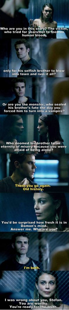 The Vampire Diaries TVD S08E04 - Stefan and Sybil
