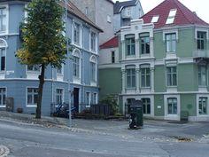 Strømgaten - Fosswinckelsgate. Photo: Roger Jakobsen