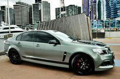 Walkinshaw Performance introduces performance package for HSV Gen F with of power and of torque. Pontiac G8, Chevy Ss, Holden Commodore, Motocross, Cool Cars, Bike, Vehicles, Bicycle Kick, Bicycle