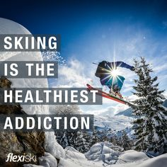 The withdrawal symptoms as summer sets in can be rough though... #ski #skiing #skiquote #quote