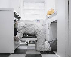 Astronaut Suicides: Photo Series by Neil DaCosta | Inspiration Grid | Design Inspiration