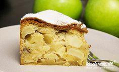 Apfel-Scharlotka - russischer Apfelkuchen