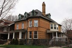 Couple buys, restores 100-year-old Detroit home once owned by his great-grandparents