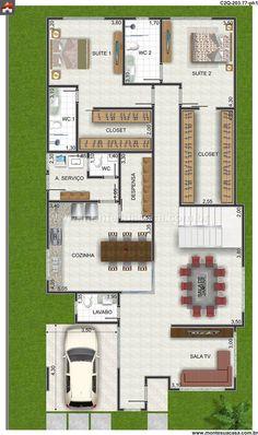 Casa 0 Quartos - 203.77m²