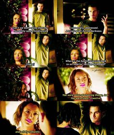 """+ [8x05 - Coming Home Was a Mistake] · """"wildly romantic"""""""