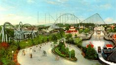 Lost Kennywood. kennywood park history - Google Search