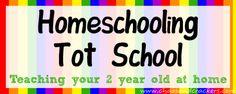 HomeschoolingTotSchool