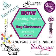 How Hosting Parties Can Help You Buy More Christmas Presents