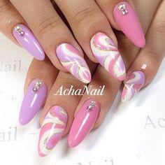 Nail Shapes - My Cool Nail Designs Fabulous Nails, Gorgeous Nails, Pretty Nails, May Nails, Hair And Nails, Square Oval Nails, Acrylic Nails, Gel Nail Art, Edge Nails