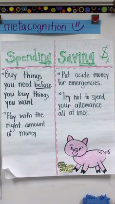 The basics are never too simple to learn and everyone can always use a reminder - financial literacy is important!