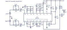 Circuit-Zone.com - Electronic Projects, Electronic Schematics, DIY Electronics Diy Electronics, Electronics Projects, Hobby Desk, Electronic Schematics, Circuit, Audio, Android, Circuit Diagram, Bricolage