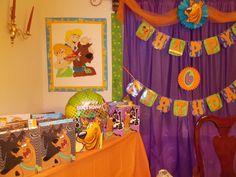 Birthday   Scooby Doo Mystery Birthday Party Ideas | Photo 1 of 39