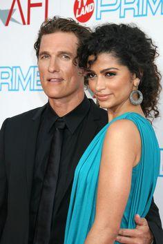 Camila Alves - File: Matthew McConaughey and Camila Alves Are Engaged