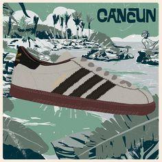 Adidas Island Series Cancun