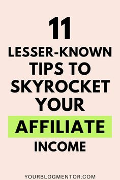 Wanna know the little secrets used by top affiliate marketers to boost their affiliate sales? Here are 11 lesser-known that will help you skyrocket your affiliate income. Marketing Training, Marketing Program, Affiliate Marketing, Make Money Blogging, How To Make Money, Online Business, Life Rules, Tips, Shark Tank