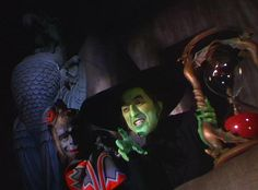 """Great Movie Villain Margaret Hamilton as the Wicked Witch of the West in """"The Wizard of Oz"""" Margaret Hamilton, Scary Movies, Great Movies, The Witches Of Oz, Wizard Of Oz 1939, Greatest Villains, Land Of Oz, Yellow Brick Road, Wicked Witch"""