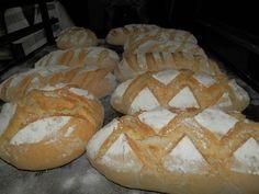 Bread from Hungaro Durum Rye Flour!