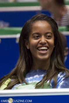 WTT 2014: First Lady Michelle Obama pays Kastles a visit