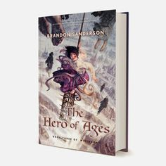 The Hero of Ages Hardcover