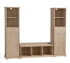 Entryway Systems Furniture Small Entryway Samantha 3piece Bench Tower Entryway Set 1 Benches Towers Seadrift Pinterest 56 Best furniture u003e Modular Systems Images Entry Hallway
