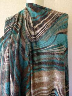 Ebb Tide Sweater Knit  from Marcy Tilton