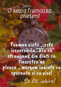 Doar ...pentru Months In A Year, Optimism, Good Night, Day, Nighty Night, Good Night Wishes