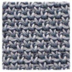 Crochet Bag Diagram Patrones Ideas For 2019 Crochet Blanket Edging, Crochet Headband Pattern, Baby Afghan Crochet, Manta Crochet, Granny Square Crochet Pattern, Crochet Stitches Patterns, Crochet Motif, Knitting Stitches, Crochet Wool